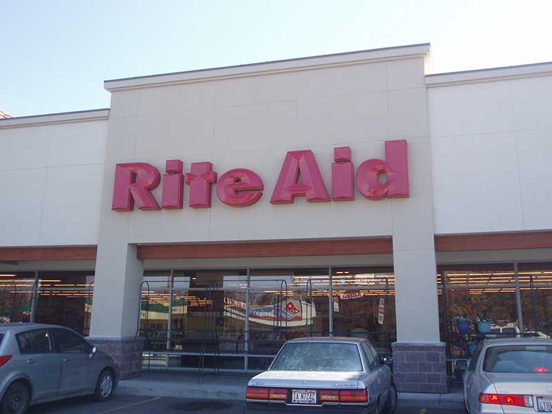 does rite aid sell stamps?