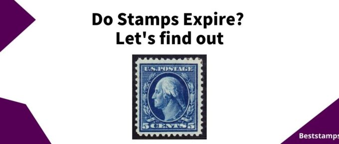 banner for a guide on stamps whether it expire or not?