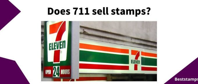 banner for a guide on 711 that sell stamps